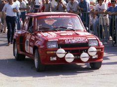 San Remo 1982 - Fogagnolo Daniele - Gattone AlfredoiconRenault 5 Turbo
