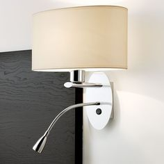 Furntastic - Modern, Contemporary and Designer Furniture Store UK Wall Lamps, Wall Lights, Led Reading Light, Light Led, Bedroom Colors, Contemporary, Modern, Sconces, Furniture Design