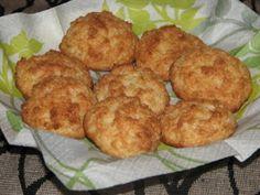 Gluteenitonta leivontaa: Kookoskeot