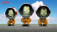 Kerbal Space Program arriva su PS4 il mese prossimo