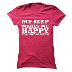 My Jeep (Girly stuff)