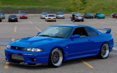 Nissan Skyline Gtr R33, Nissan R33, Gtr Nismo, Tuner Cars, Jdm Cars, Street Racing Cars, Toyota Hiace, Modified Cars, Dream Cars