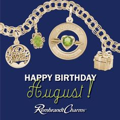 You searched for month of august - Rembrandt Charms August Birthday, Happy Birthday, Art Nouveau Jewelry, Birthstone Charms, Beading Patterns, Diy Gifts, Birthstones, Jewelery, Birthdays