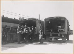 Title: Transferring wounded from train to ambulance, Rosehill, NSW. Dated: Digital ID: Rights: No known copyright restrictions www.au/about-us/rights-and-permissions Sydney Australia, Western Australia, Inner World, Folk Music, Ambulance, Tasmania, Historical Photos, Astronomy, Division