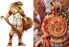 Share this:MessageToEagle.com – The Aztec Eagle Warriors and Jaguar Warriors were without doubt some of the most skilled and feared fighting forces of the ancient world. For 200 years they were the most dominant and terrifying warrior force in Mesoamerica. They created a huge and ruthless empire. All went well, until they came face to face …