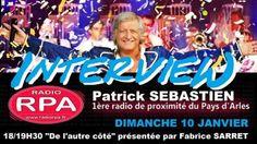 Influence vous propose l'interview de notre ami, Fabrice Sarret, durant son émission, de l'autre côté, diffusée sur radio RPA tous les dimanches de 18h à 19h30. Une plongée dans le monde de la voyance mais pas que...vous pouvez d'ailleurs poser vos questions...