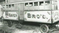 Haven Bros. Rhode Island is the birthplace of the diner!