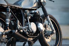 Kott Motorcycles Honda CB550 - Engine