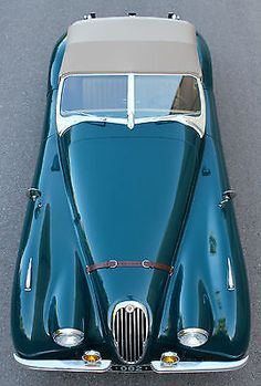 Elegant Replica Kit Makes 1952 Jaguar XK120  Donor Car 1974 Mustang II / 302 Ford