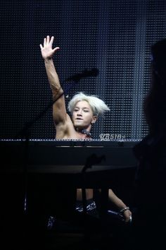 Taeyang's final concert in Osaka for his 2014 Japanese Rise solo tour
