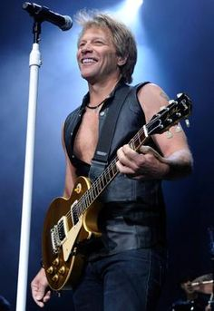 Fabulous at 50 Jon Bon Jovi turned 50 on Mar. 2, 2012.