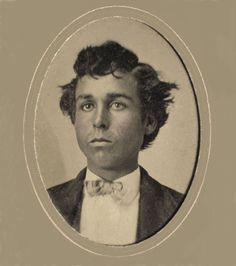 Billy the Kid - William H. Bonney  (23 de Noviembre de 1859 - 14 de Julio de 1881)