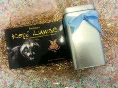 Premium Kopi Luwak. Divine... :) Currently we are waiting for our new stock arrivals. To order,  email mail@royalbali.com.sg.