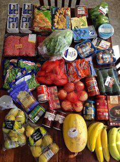 practical paleo: Groceries + Weekly Menu