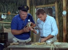 11 of the Professor's Best Inventions on Gilligan's Island | Mental Floss
