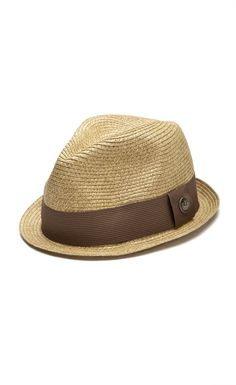 GOORIN BROS - HAMILTON BRIM FEDORA - TAN    Regular retail: $45.00    Extra 20% off for VIP