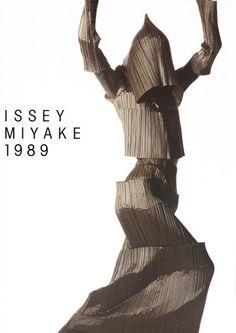 Irving Penn and Issey Miyake: Visual Dialogue 3d Fashion, Fashion Images, Vintage Fashion, Fashion Design, Anti Fashion, High Fashion, Identity, Irving Penn, Rei Kawakubo