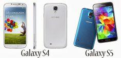 Samsung Galaxy S5 Vs Galaxy S4: One on One Comparison | Info-Pc