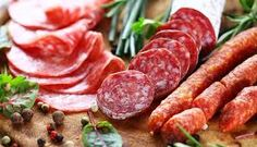 Italian ham and salami with herbs. Different Italian ham and salami with herbs , Italian Ham, Italian Recipes, Foods To Avoid, Foods To Eat, Diet Foods, Smoothie Recipes, Diet Recipes, Healthy Recipes, Stop Eating