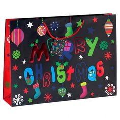 christmas contemporary gift bag extra large poundlandchristmas christmas icons christmas gift bags christmas