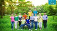 """Almighty God Uses His Word to Save Man - """"The Main Purpose of God's Work..."""