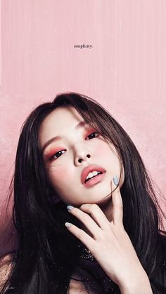 K-pop Idol and fashion inspiration Blackpink Jennie Kim Jennie, Kpop Girl Groups, Korean Girl Groups, Kpop Girls, Divas, Korean Beauty, Asian Beauty, Forever Young, Black Pink Kpop