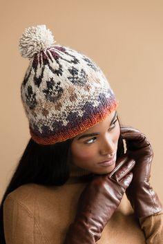 Ravelry: #15 Fair Isle Hat pattern by Audrey Drysdale