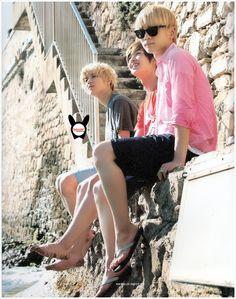 SHINee - Taemin, Onew & Key <3