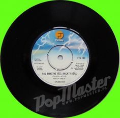 Sylvester You Make Me Feel (Mighty Real) FTC 160 Disco Funk Soul Winyle