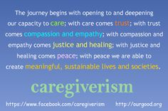 Spiritual Transformation, Caregiver, Other People, Compassion, Spirituality, Healing, Peace, Thoughts, Life