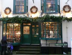 christmas shops in uk - Google Search