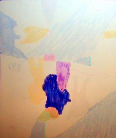 012 watercolor by John Warren Oakes