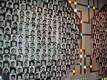 Children of the liquidators as photographed by the Chernobyl Museum in Kiev, Ukraine