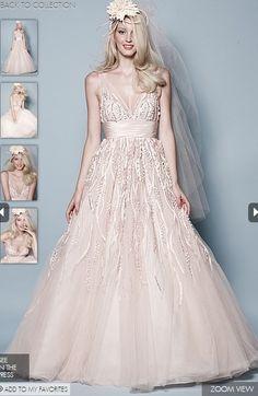 Watters Soledad  Wedding Dress on Sale 52% Off