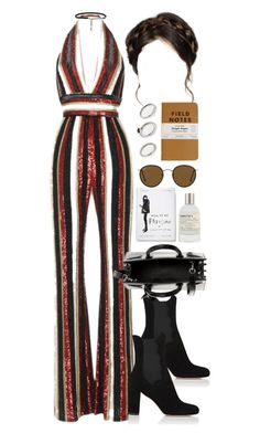 """Untitled #2067"" by roxy-camarena on Polyvore featuring Zuhair Murad, Yves Saint Laurent, Derek Lam, Le Labo, Ray-Ban and ASOS"