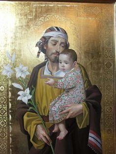 Saint Joseph, great love for Christ