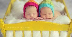 100 Inspirações incríveis para fotografar casal de gêmeos. São ideias simples, criativas, no estilho faça você mesmo.