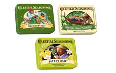 Keep an eye out for our collectible tea tins inside select boxes of Sleepytime, Sleepytime Vanilla, and Sleepytime Decaf Lemon Jasmine Green Tea! Have you seen them yet?