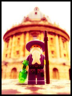 #RadcliffeCamera #Oxford #Lego #OxfordUniversity #Gandalf