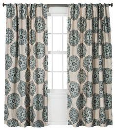 Threshold® ThresholdTM Medallion Curtain Panel