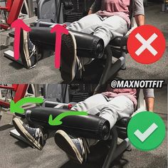 Сorrect exercises: Legs day correctly perform the exercise to avoid injury Related posts:Leg exercises lets work babes!Think before you EAT9 Easy Stretches to Release Lower Back and Hip PainRead More →