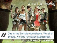 #Filmzitate #zombie #scouts #pfadfinder