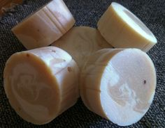 Dragonsblood Soap (Cold Process). $4.00, via Etsy.
