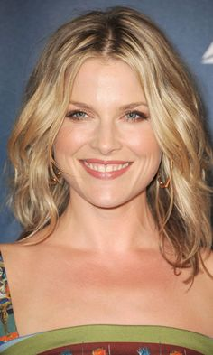 """A short bob brings attention to the length of a long face, but a long bob won't draw the face down even more,"" says Hershberger. ""Also, with a long face, you always want some sort of movement or texture in your hair so it rounds out the narrowness."" Ali Larter's hair is the perfect example of this disheveled, yet sexy style.   - Cosmopolitan.com"