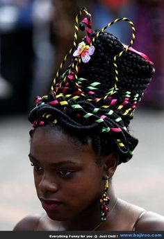crazy cute hairstyles african - Google Search