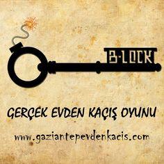 B-Lock Evden Kaçış Oyunu