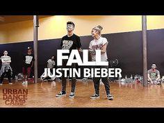 Fall - Justin Bieber / Ian Eastwood ft Chachi Gonzales Choreography / 310XT Films / URBAN DANCE CAMP - YouTube