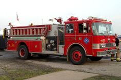 Engine 139, Brownsburg Fire Territory, Indiana