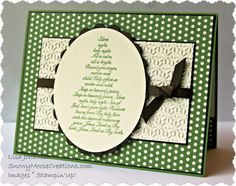 Traditional Green Evergreen by Alcojo94 - Cards and Paper Crafts at Splitcoaststampers