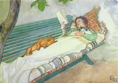 Carl Larsson 1913